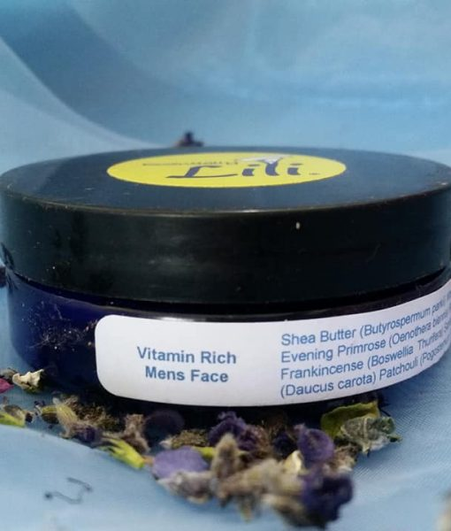 Vitamin Rich Mens Face Balm