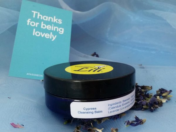 Cypress Cleansing Balm