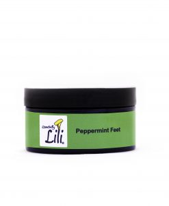 Peppermint feet 100g