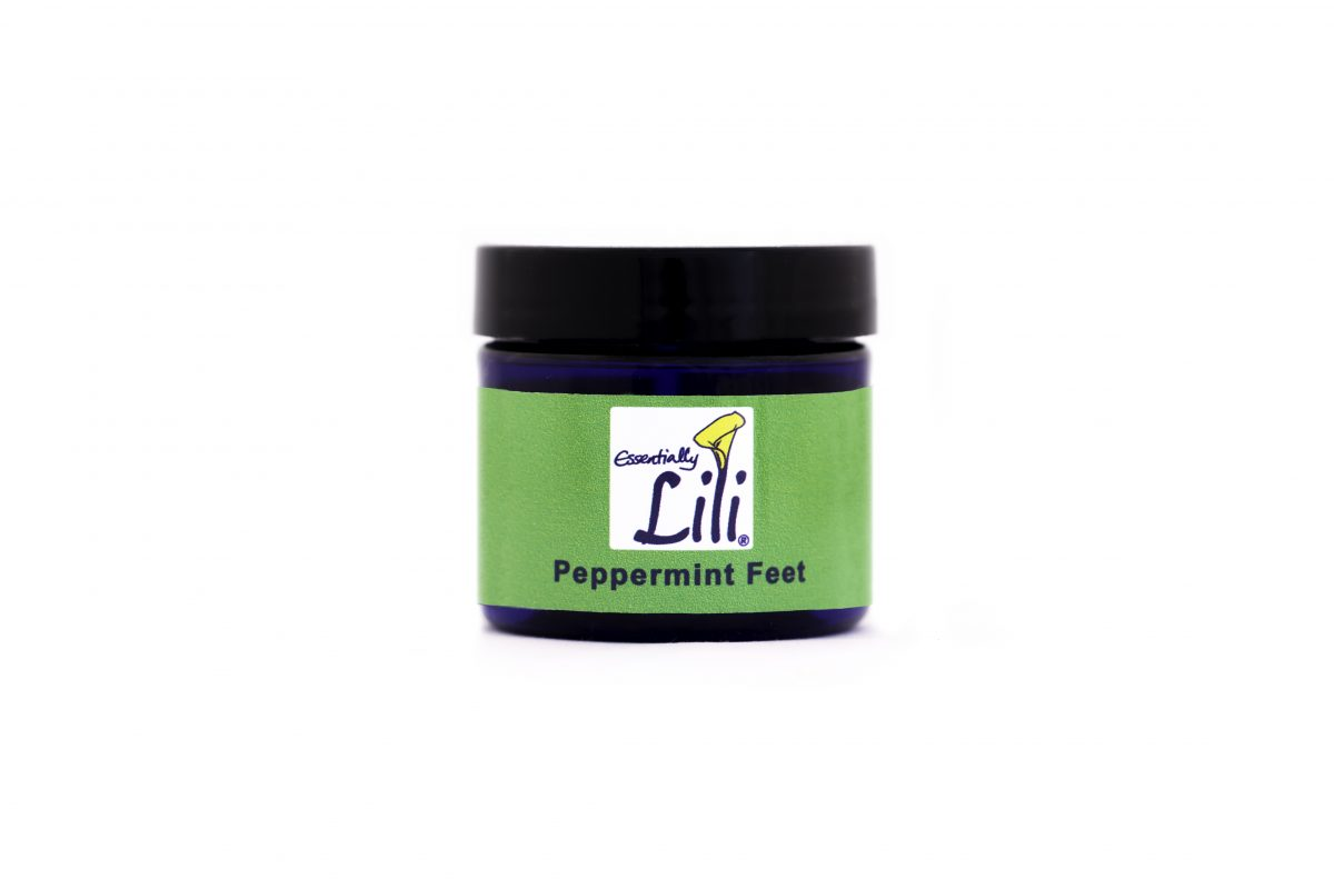 Peppermint feet 50g