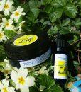 Frankincense Face Serum & Nourishing Face Balm Duo