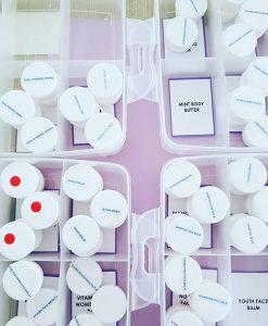 Samples Organised