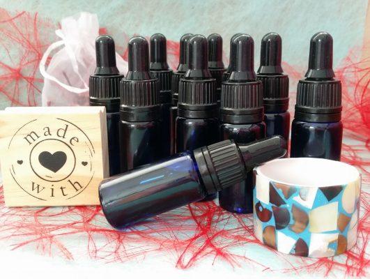 Essential Oils Help Stress