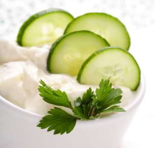 cucumber-yogurt