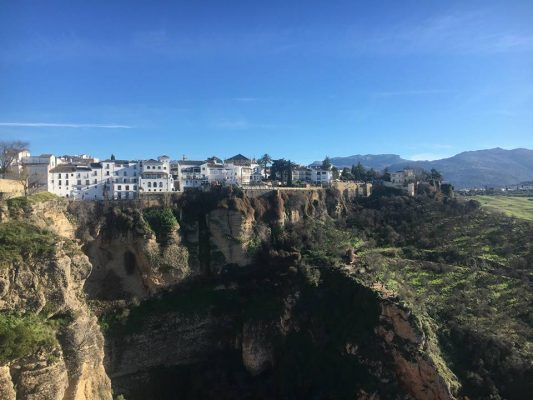 Oasis Balm goes to Ronda, Spain