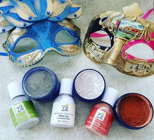 Masquerades Clays