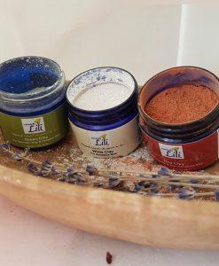 Coloured Clays