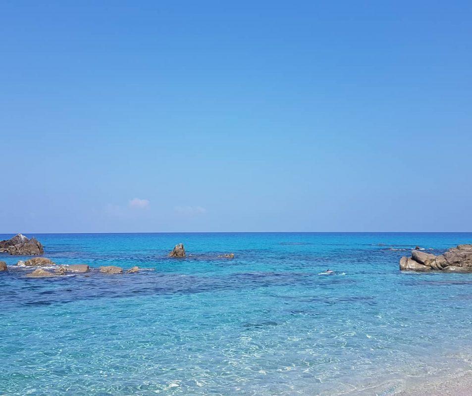Riaci Beach, Italy
