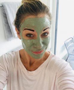 Nina Loves Green Clay