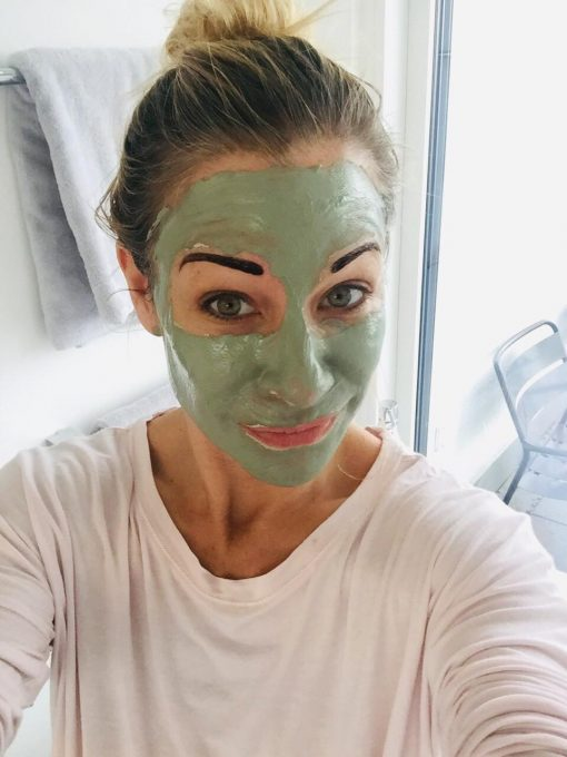 Nina Loves Green Clay