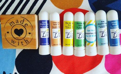 Various Inhalers