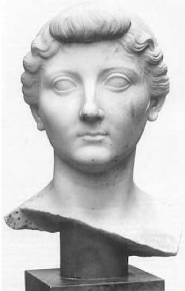 Livia Drusilla First Empress of Rome