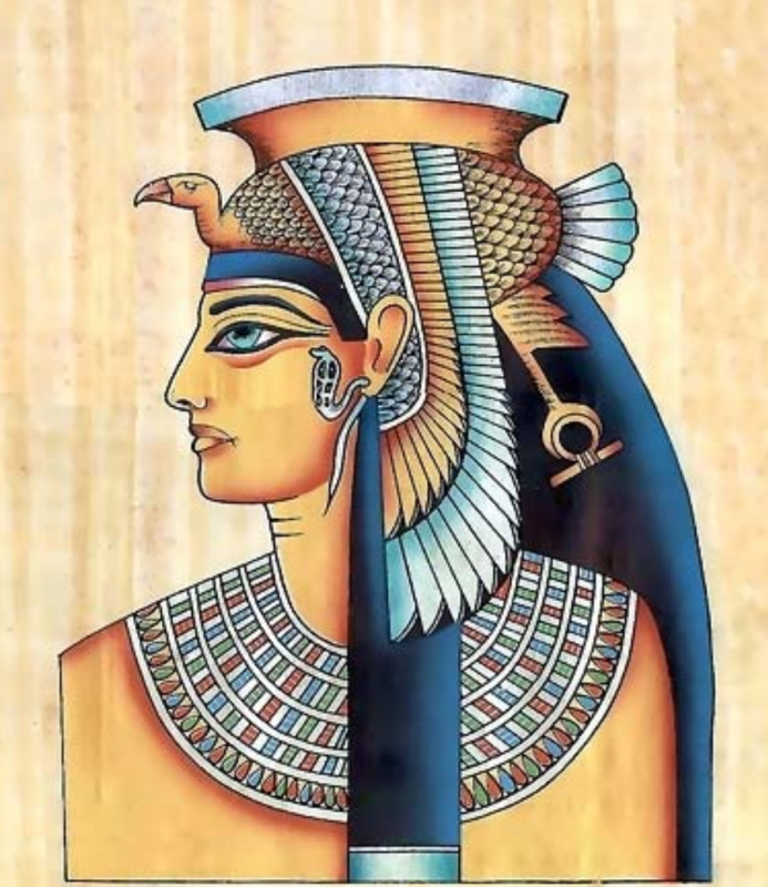 Queen Cleopatra last Pharoah of Egypt