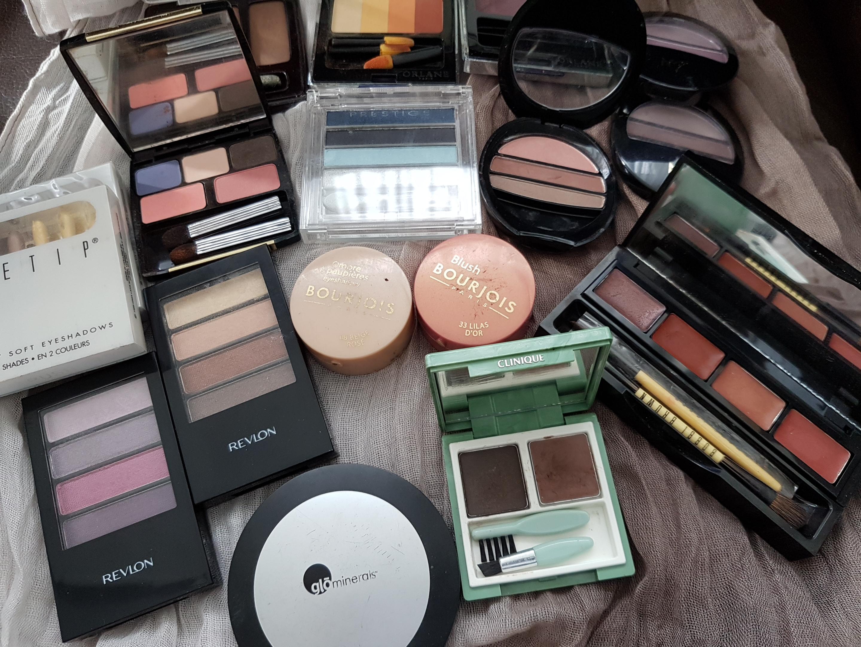 Makeup containing Parabens