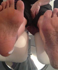 Yukky Feet