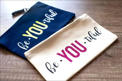 Be-You-Tiful Cosmetic Bags