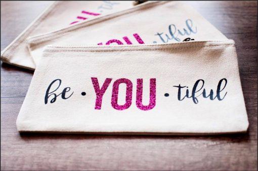 Be-You-Tiful Cosmetic Bags