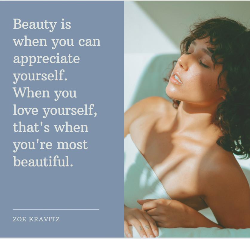 Beauty Zoe Kravitz Mar2020
