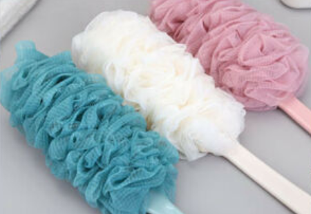 Loofa for body washing