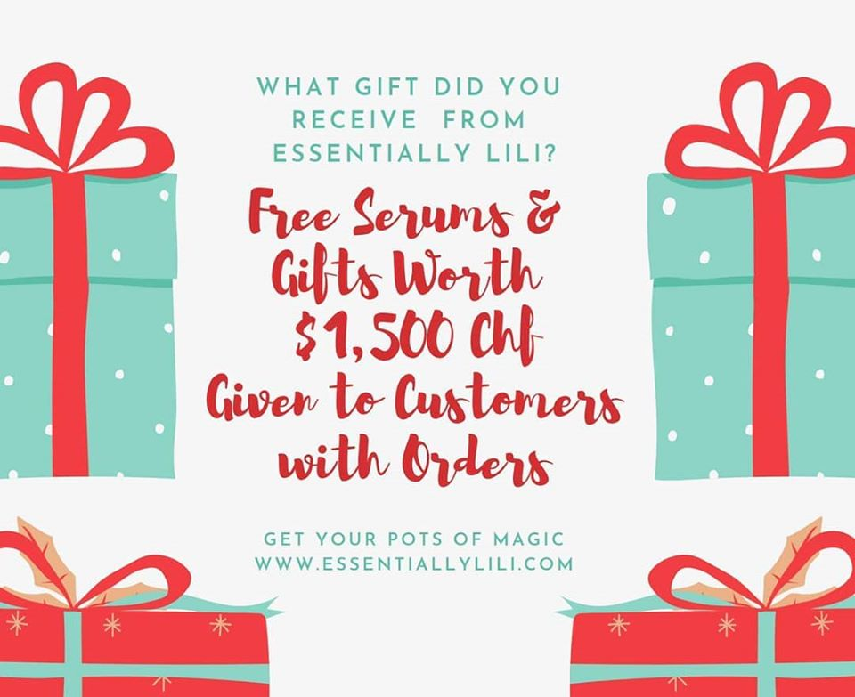 Gift Giveaways 2020