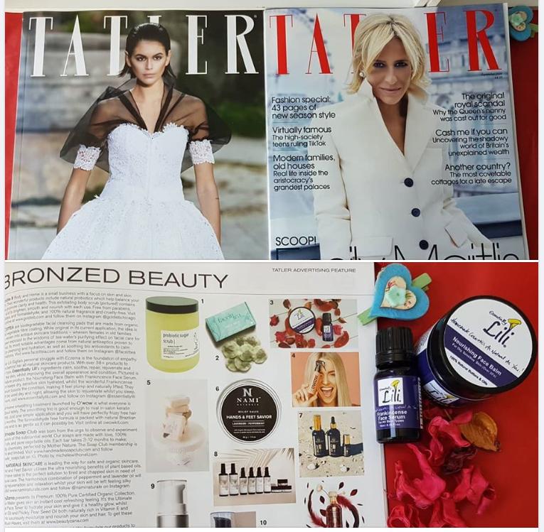 TATLER Emily Maitlis & Bridal Magazine