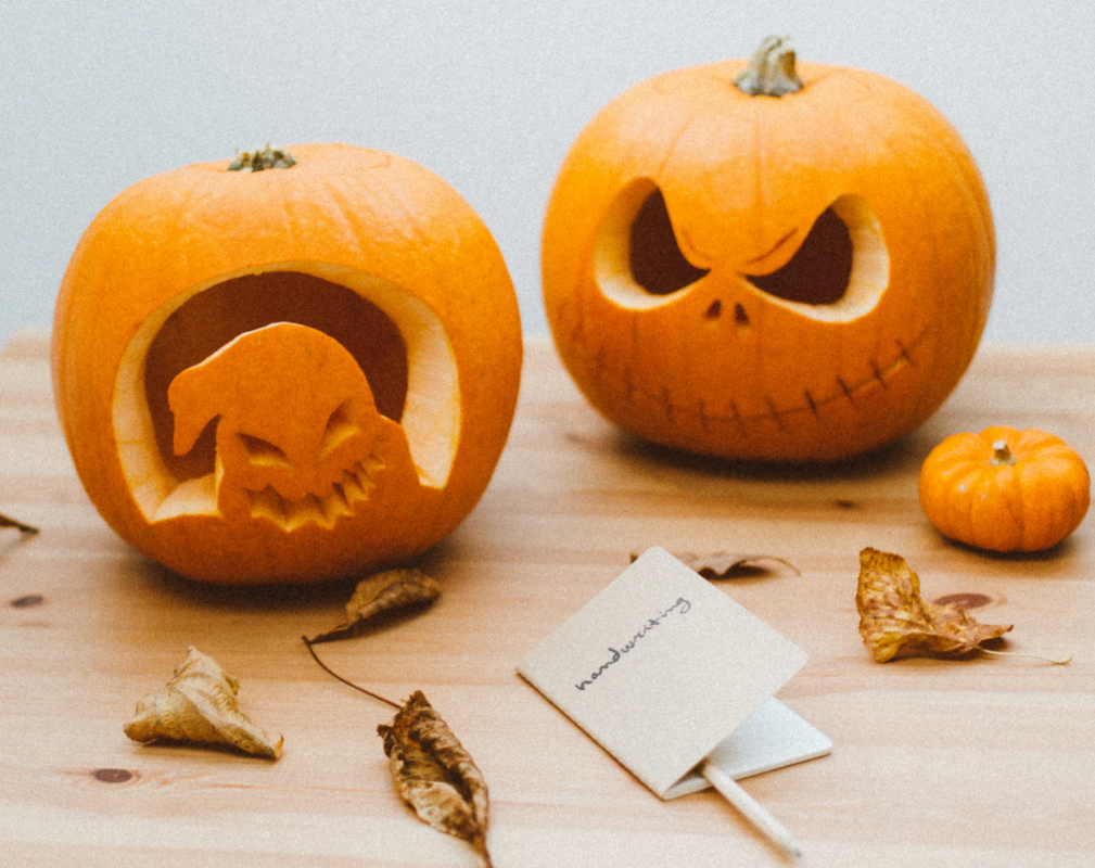 Unsplash Yulia Chinato Pumpkin Halloween