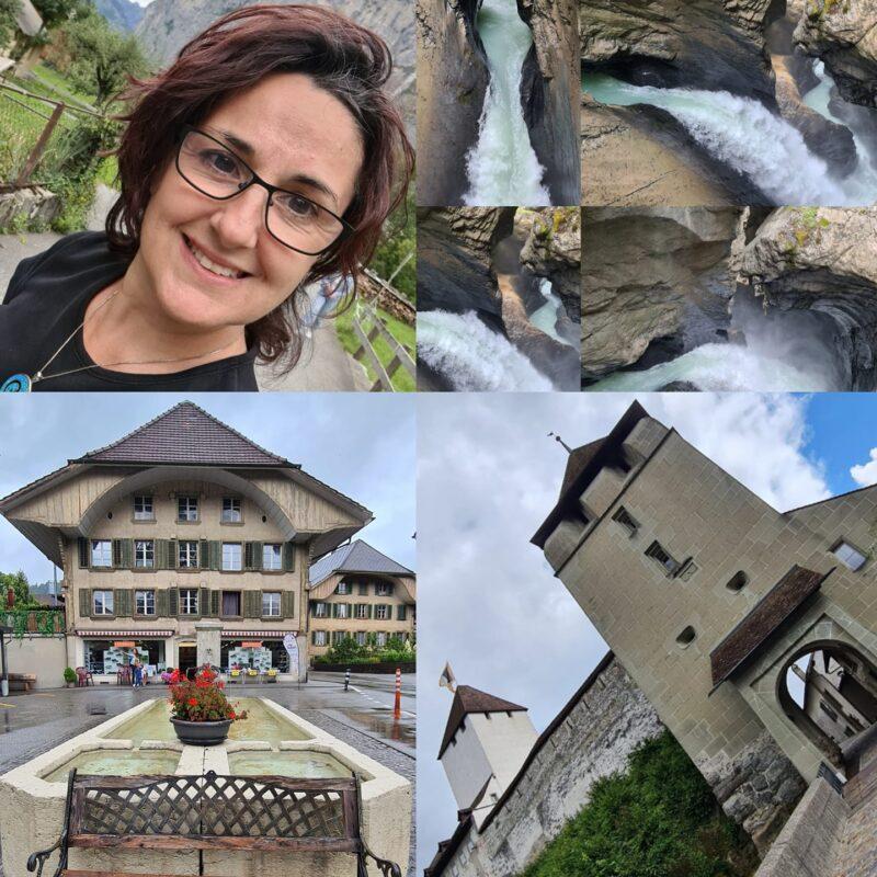 August Staycation in Switz